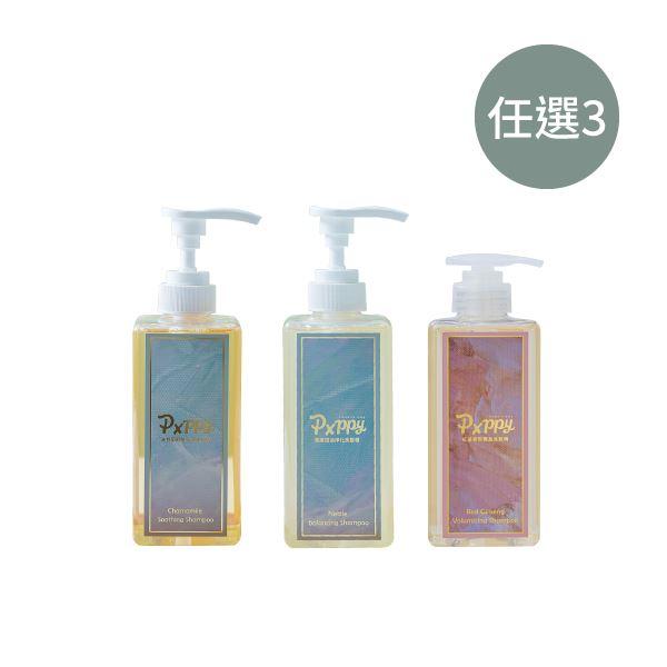 【全方位修護組】洗/護任選3瓶+護髮噴霧1瓶